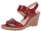 ECCO - Adora 2 Strap Sandal (Brick) -