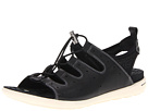 ECCO - Jab Toggle Sandal (Black/Black) -