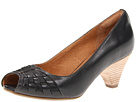 Clarks - Zaya Path (Black Leather) - Clarks Shoes