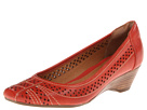 Clarks - Ryla Castle (Red) - Footwear