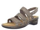 Clarks - Afina Jenna (Mushroom Leather) - Footwear