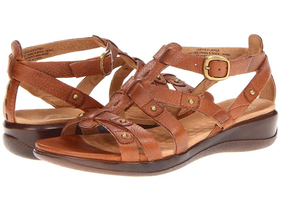 SoftWalk Torino (Luggage Soft Tumbled Leather) Women