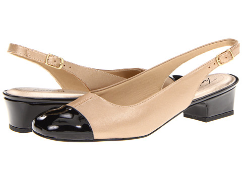 Trotters - Dea (Goldwash/Black) Women