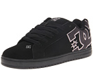 DC - Court Graffik SE (Black/Dark Charcoal) - Footwear