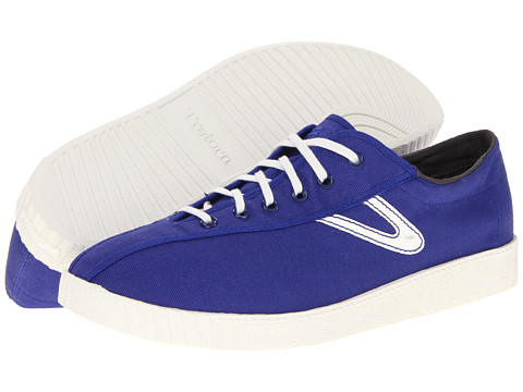 Tretorn - Nylite Canvas (Deep Ultramarine/White) Men's Classic Shoes
