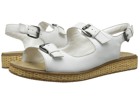 Trotters - Bibi (White) Women's Shoes