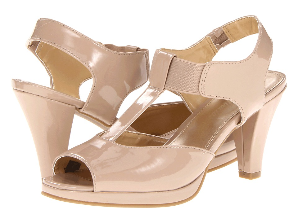 LifeStride - Armada Too (Taupe Durant) Women's Toe Open Shoes