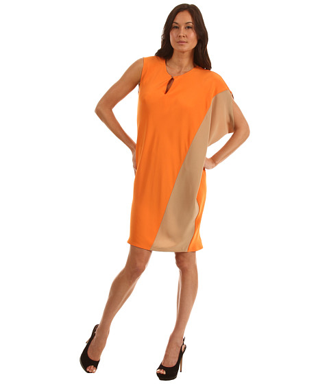 CoSTUME NATIONAL - 6S740276963 (Orange) Women's Dress