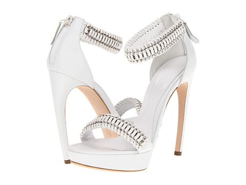 Alexander McQueen - 314778WARA4 9065 (Opt. White/White) High Heels