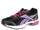 Reebok Pheehan Run (Gravel/Black/Cosmic Berry/Party Purple/Pure Silver/White) Women's Running Shoes