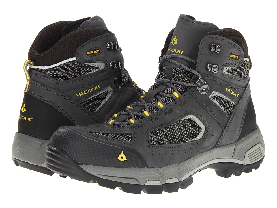 Vasque - Breeze 2.0 GTX (Castlerock/Solar Power) Men's Hiking Boots
