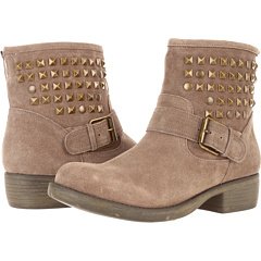 Steve Madden Outtlaww (Taupe Suede) Footwear