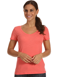 SALE! $11.99 - Save $34 on Horny Toad Marley Tee (Bright Coral) Apparel - 73.93% OFF $46.00