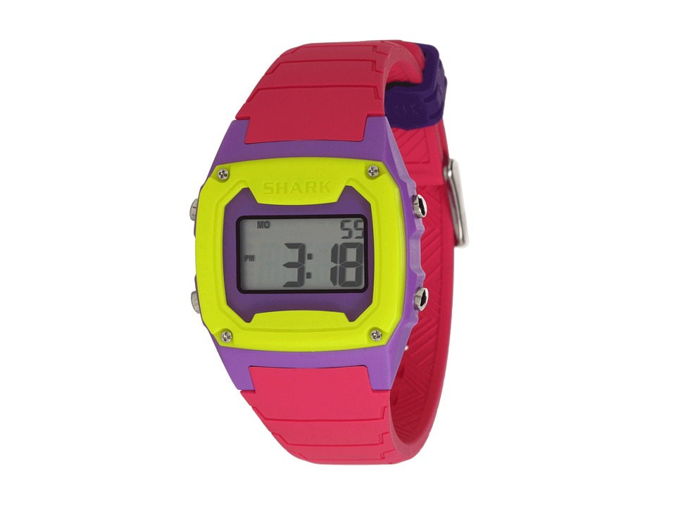 Freestyle - Shark Classic Silicone (Pink/Purple/Green) Watches