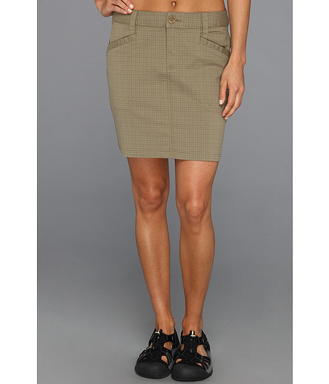 Toad&Co - Skirmish Skirt (Dusky Green) Women