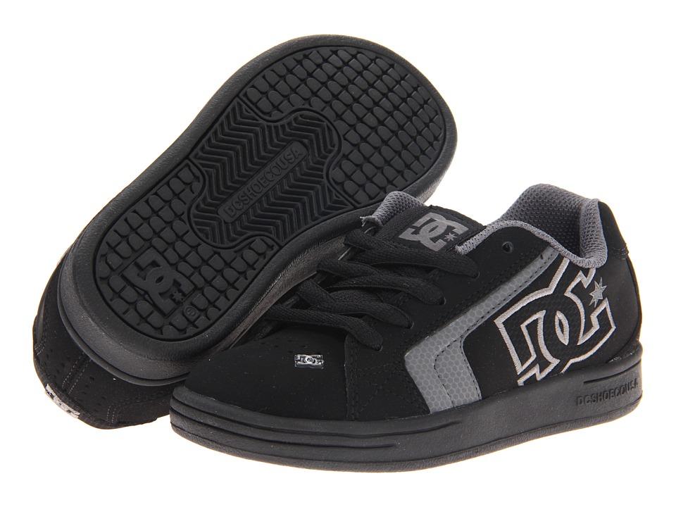 DC Kids Net Boys Shoes (Black)