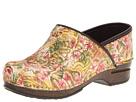 Dansko - Pro XP (Vintage Floral Leather) - Footwear