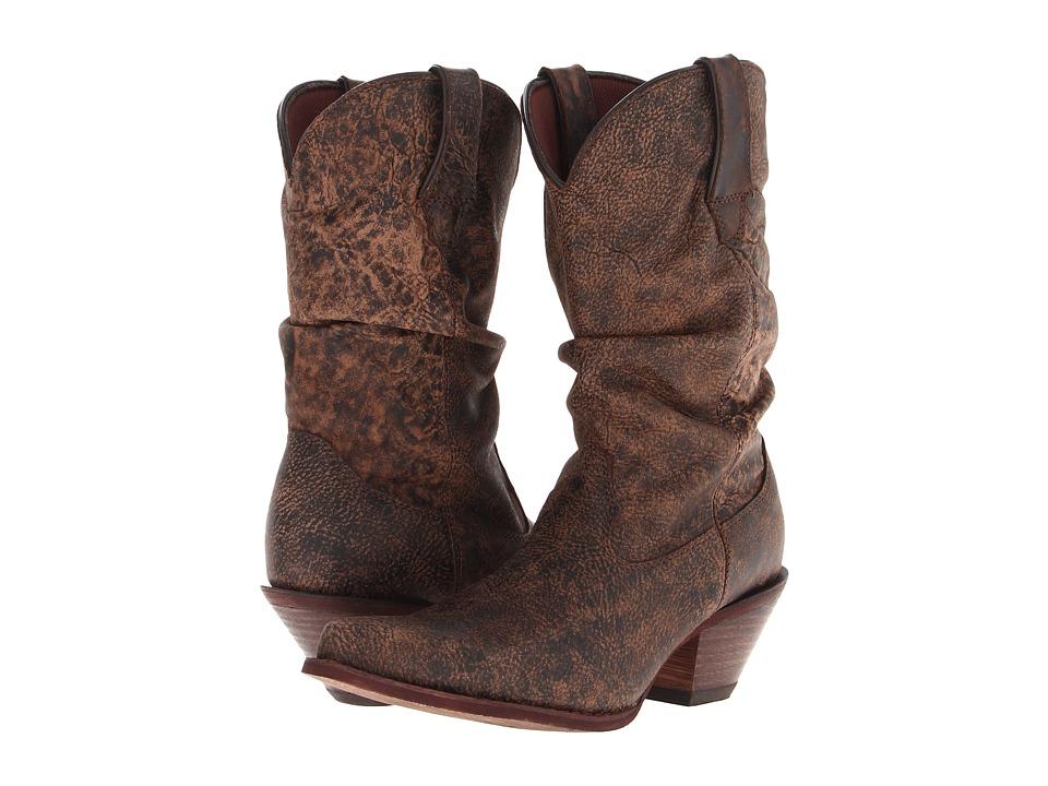 Durango RD3553 (Dark Bourbon) Cowboy Boots