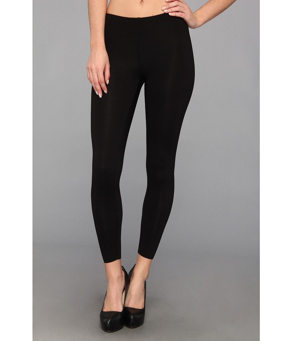 Three Dots - Bloom Long Legging (Black) Women's Casual Pants
