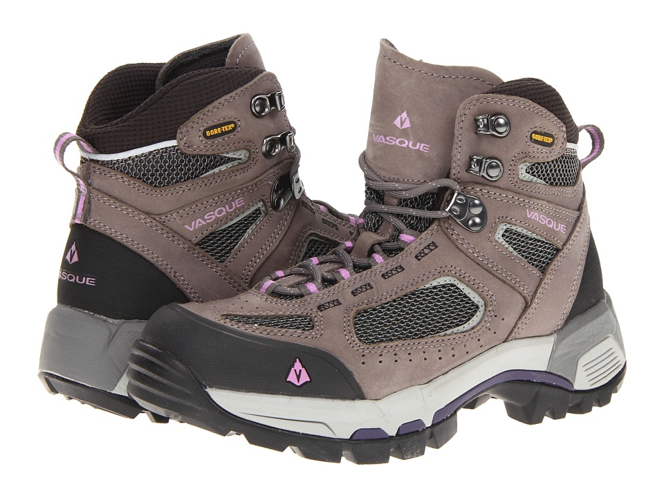 Vasque - Breeze 2.0 GTX (Gargoyle/African Violet) Women's Hiking Boots