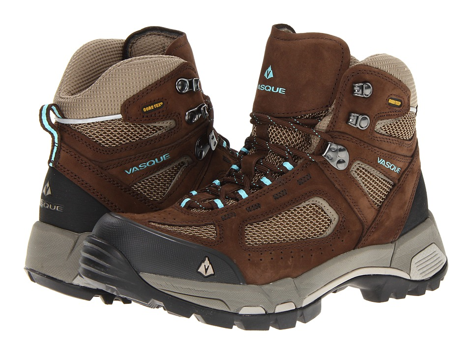 Vasque Breeze 2.0 GTX (Slate Brown / Bluefish) Women