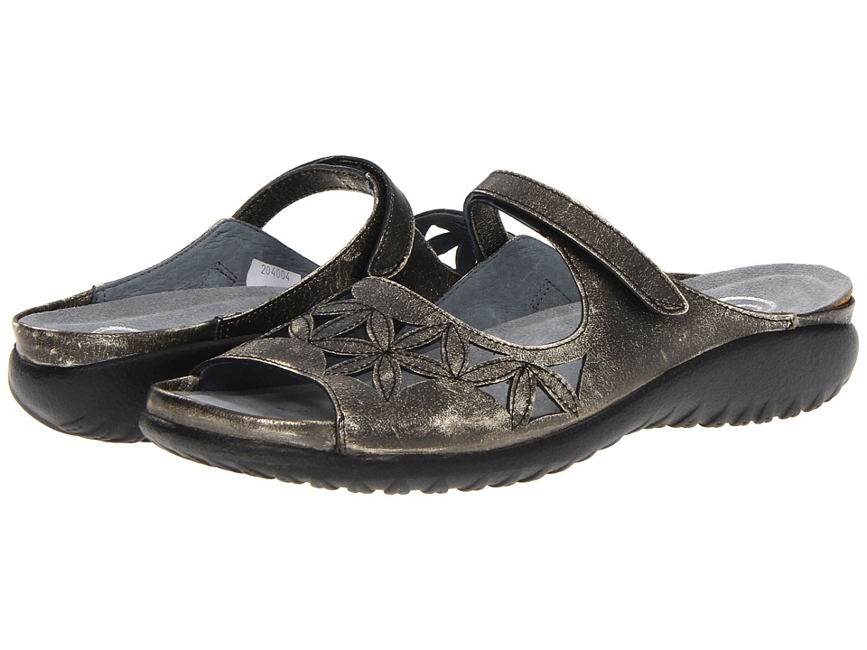 Naot Footwear - Tia (Metal Leather) Women's Sandals