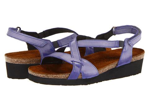 Naot Footwear - Bernice (Sky Leather) Women