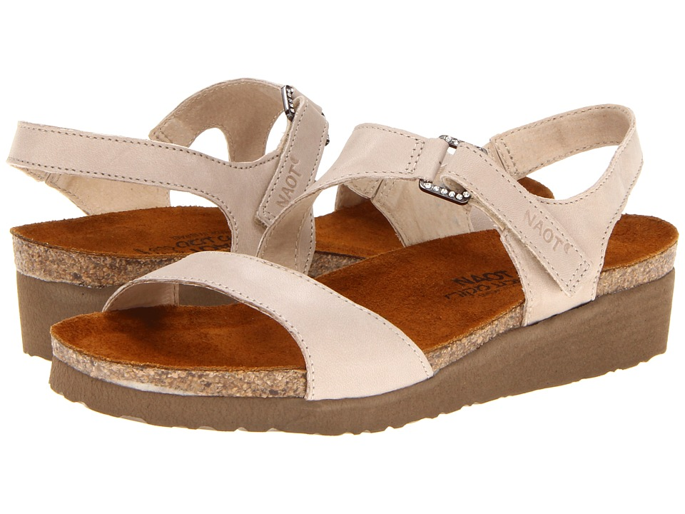 Naot Footwear - Pamela (Linen Leather) Women's Sandals