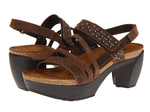 Naot Footwear - Relate (Crazy Horse Leather) Women's Sandals
