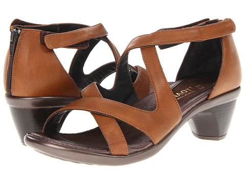 Naot Footwear - Myth (Chestnut Leather) Women's Sandals