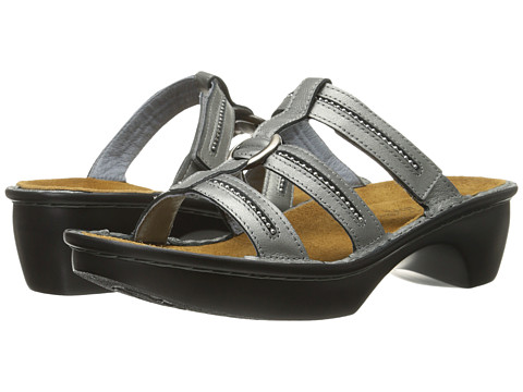 Naot Footwear - Brasilia (Sterling Leather) Women