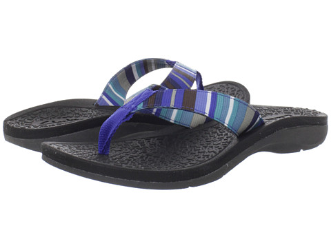 Clarks – Tate Muse (Blue) Women's Sandals