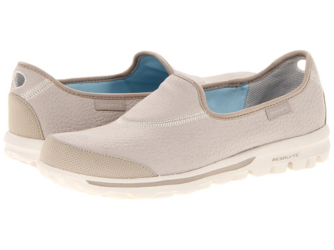 SKECHERS Performance - GOwalk - Ultimate (Natural) Women