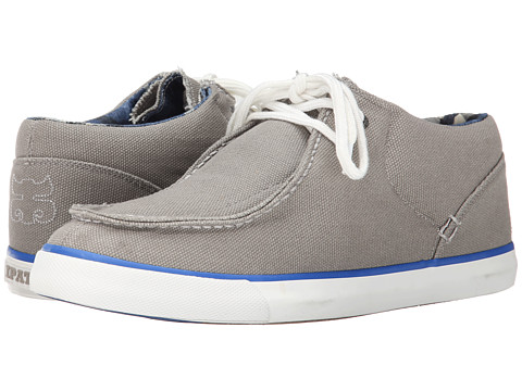 Ipath - Cat Rod S (Smoke/White) Men's Skate Shoes