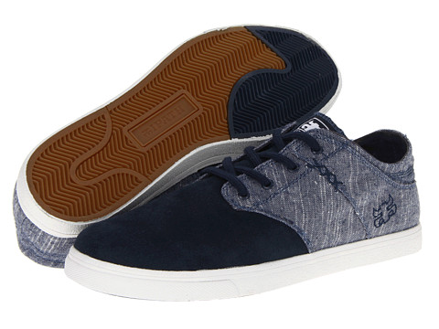 Ipath - Nomad S (Dark Blue/Linen) Men