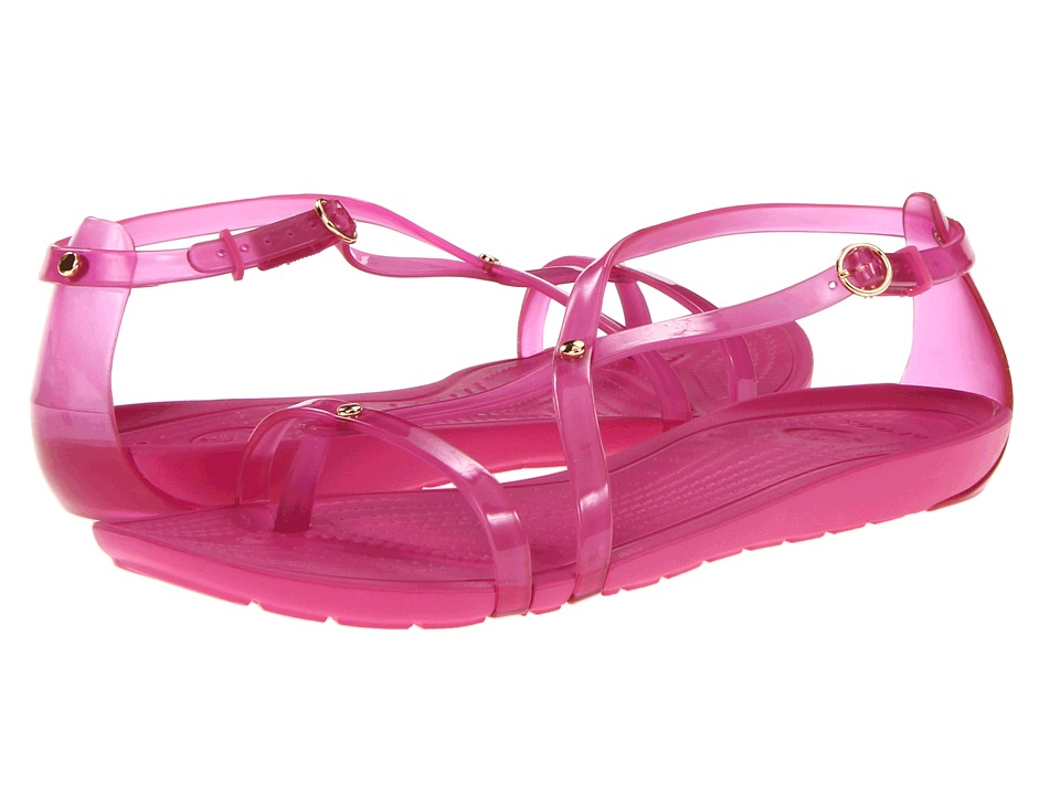 Crocs - Really Sexi Sandal (Fuchsia/Fuchsia) Women's Sandals