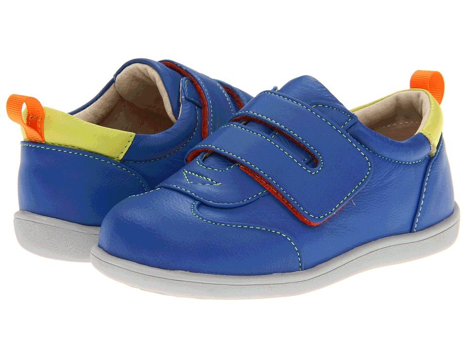 See Kai Run Kids - Shep (Infant/Toddler) (Blue) Boys Shoes