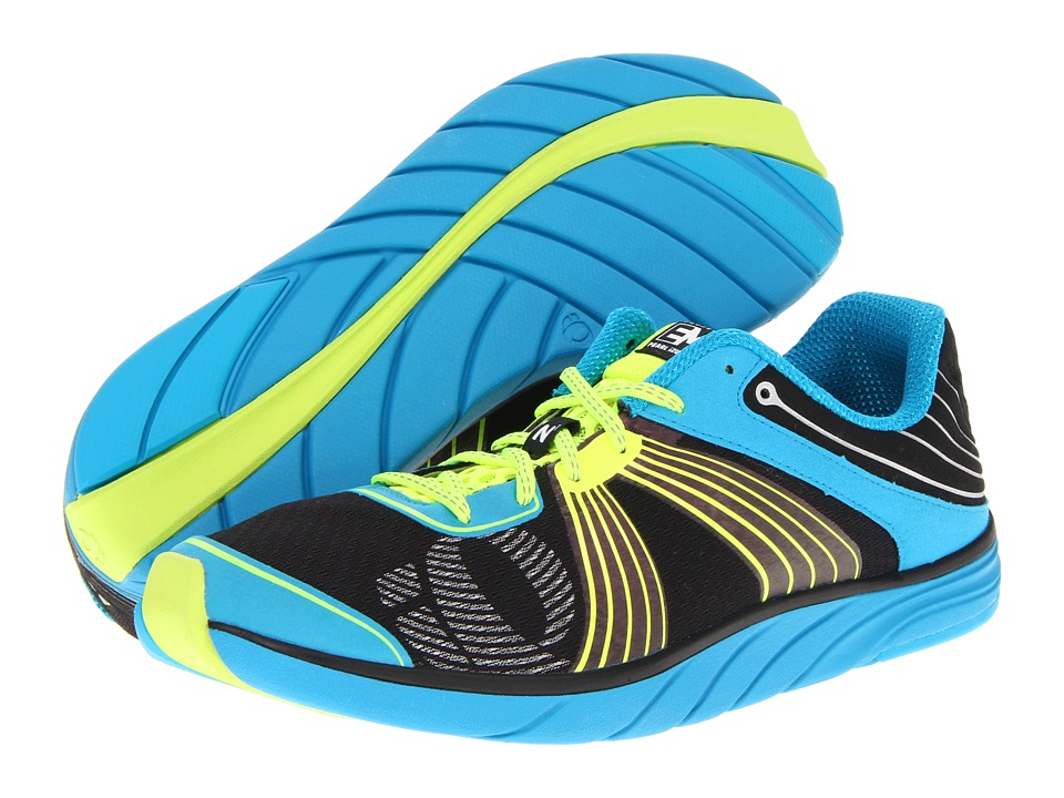 Pearl Izumi - Em Road N 1 (Electric Blue/Screaming Yellow) Men's Running Shoes