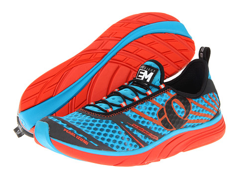 Pearl Izumi - Em Tri N 2 (Electric Blue/Shadow) Men's Running Shoes