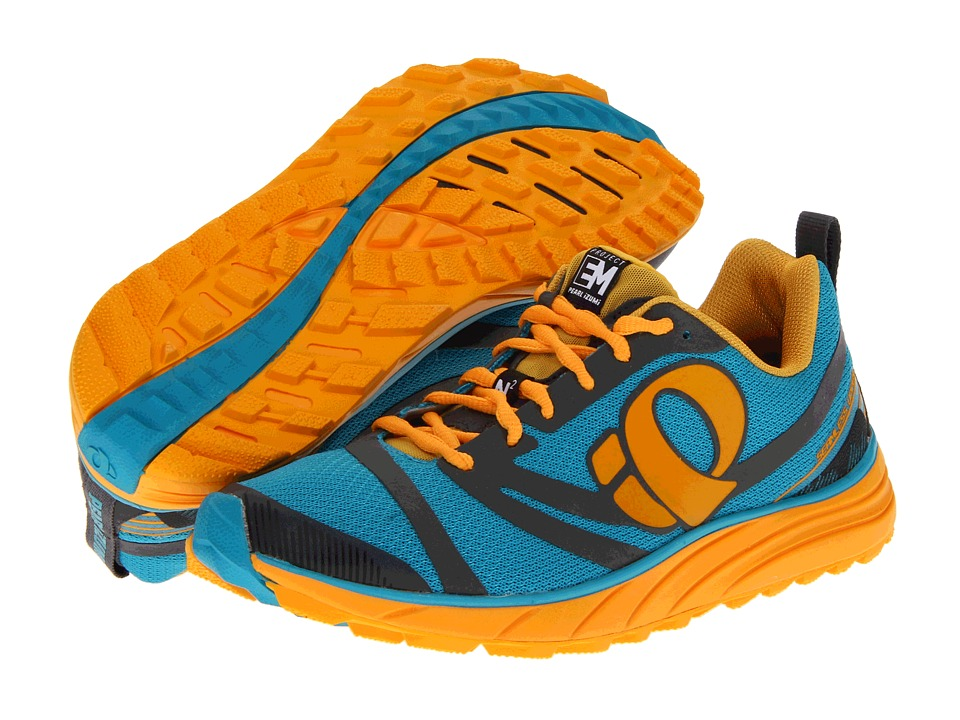 Pearl Izumi - Em Trail N 2 (Peacock/Shadow) Women's Running Shoes
