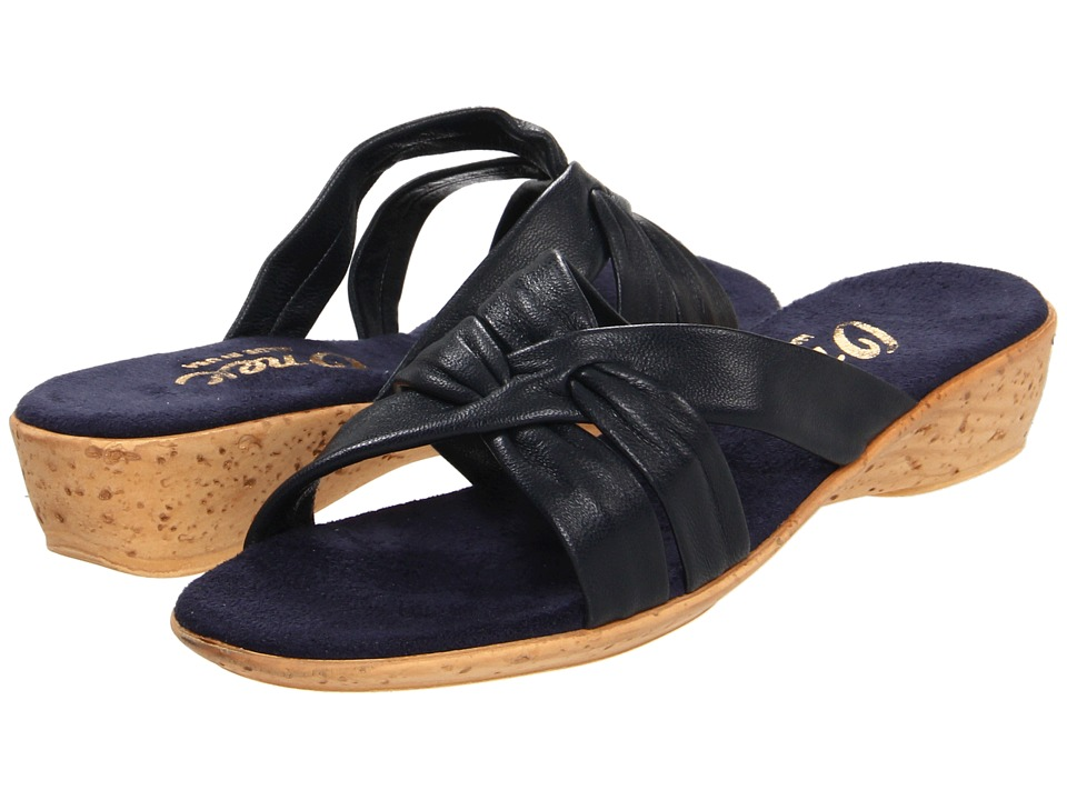 Onex - Sail (Navy) Women's Wedge Shoes