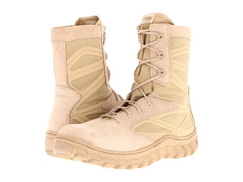 Bates Footwear - Annobon Desert 8 (Desert) Men's Work Boots