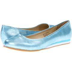SALE! $14.99 - Save $34 on Soft Style Capri Ballet (Blue Pearlized Crinkle Patent) Footwear - 69.41% OFF $49.00