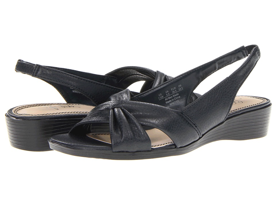 LifeStride - Mimosa (Navy Duncan) Women's Sandals