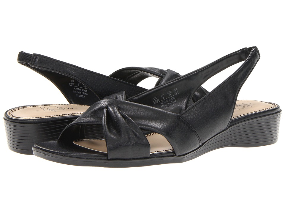 LifeStride - Mimosa (Black Duncan) Women's Sandals