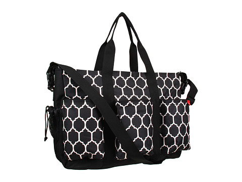 Upc 879674009004 Zoom Has Following Product Name Variations Skip Hop Duo Double Hold It All Diaper Bag
