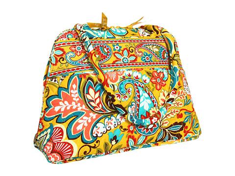 Vera Bradley - Bowler (Provencal) Shoulder Handbags