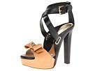DSQUARED2 - S13C204291 20 Sandal Envelope (Vacchetta Veg Black) Sandal