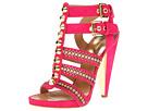 DSQUARED2 - S13C206102 43 Sandal (Metal Camoscio Fuxia) - Footwear