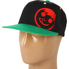 SALE! $17.27 - Save $3 on Neff Corpo Cap (Rasta) Hats - 13.65% OFF $20.00